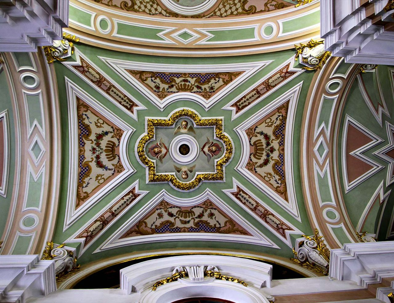 Peter-und-Paul-Kathedrale in St. Petersburg. Bild: AZ/Architekturzeitung