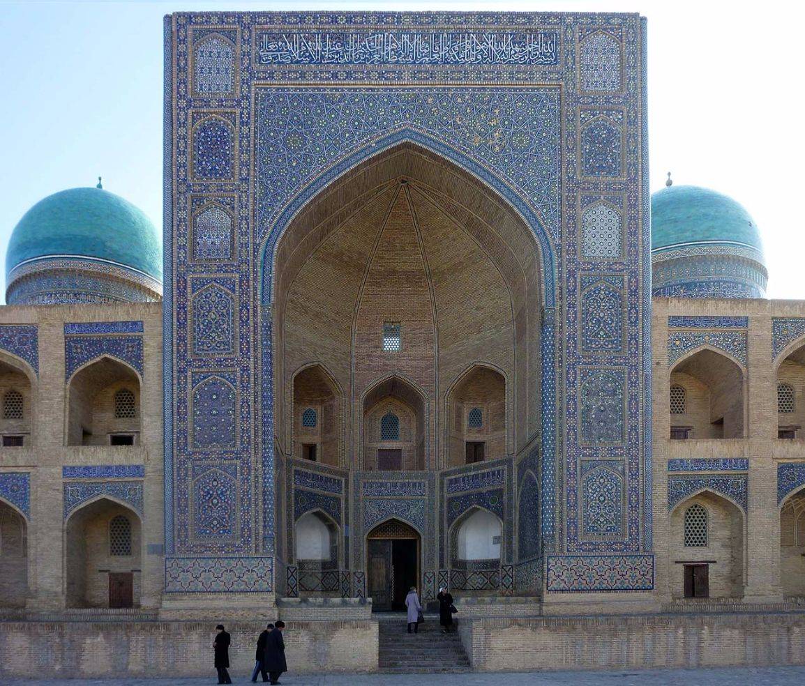 Architekturreise Usbekistan Buchara. Bild: Ventus Reisen